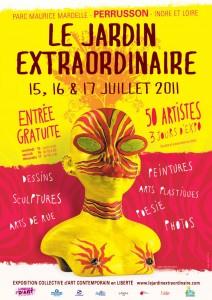 Le Jardin Extraordinaire 2011
