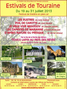 Estivals de Touraine 2013