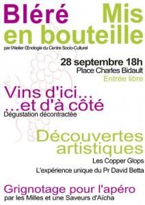 Bléré Mis en Bouteille 2013