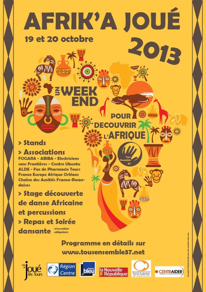 Afrik'A joué 2013