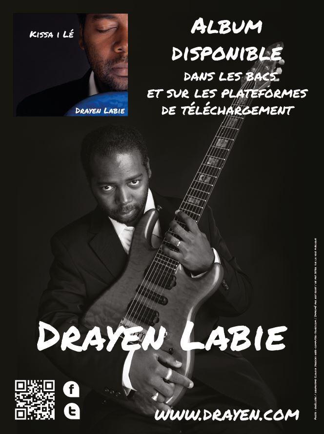 Drayen Labie en concert