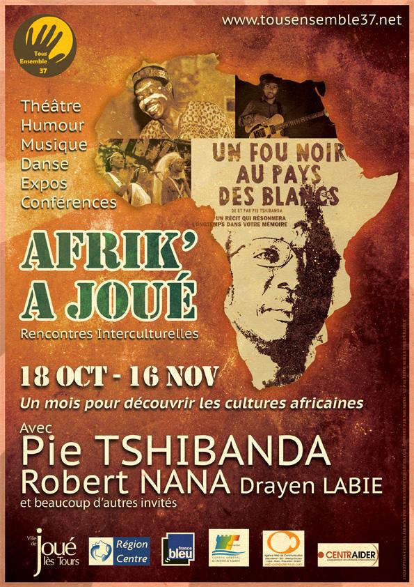Festival Arfik'A Joué 2014