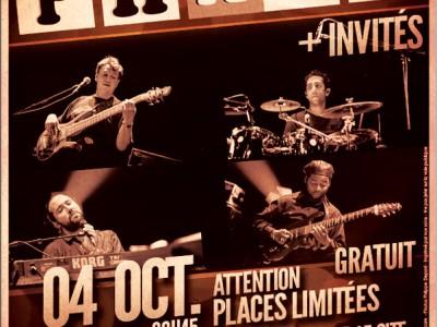 PHAAG en concert le 4 octobre à Tours