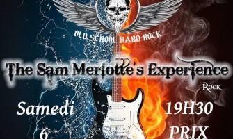 Motor Rise + The Sam Merlotte's Experience en concert à Tours