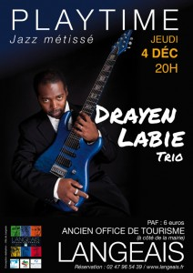 Drayen Labie Trio en concert