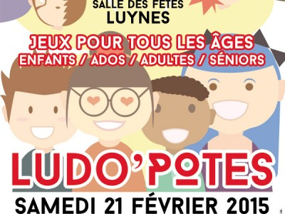 Ludo'Potes 21février à Luynes