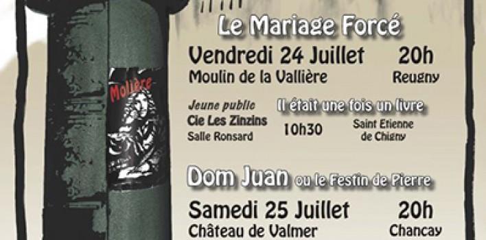 Estivals de Touraine – Festival de Théâtre