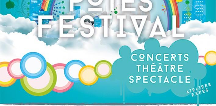Festival MELTING POTES à Tours 19 et 20 septembre 2015