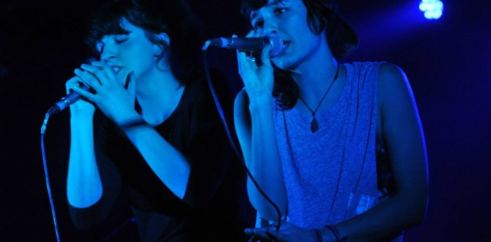 BOYS IN LILIES en concert – Festival Melting Potes