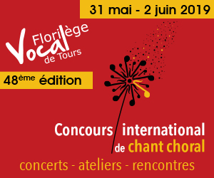 Concours international de chant choral 2019
