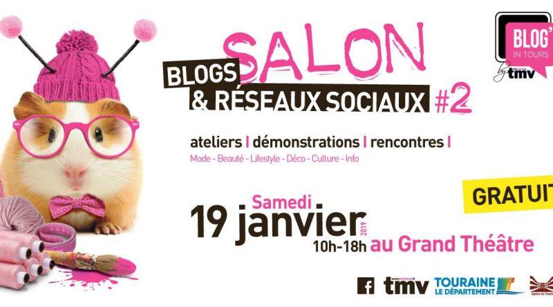 Salon des bloggeurs Tours