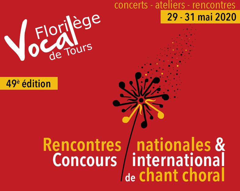 Florilège Vocal de Tours 2020