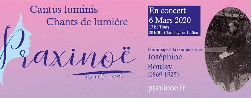 Concert Praxinoe